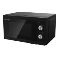 Sharp 聲寶 獨立式燒烤微波爐 (20公升) R-600G(B)