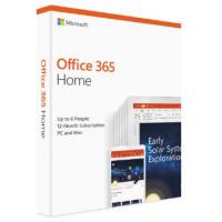 Microsoft Office 365 家用版 - 6 個使用者 (適用於PC 、Mac、Tablet、Phone)