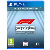 Codemasters PS4 F1 2019[週年紀念版] (英文)- 歐版 PS4 F1 2019[Anniversary Edition](ENG) - EU