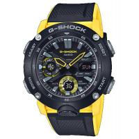 Casio G-Shock 標準指針數位雙重顯示手錶 GA-2000-1A9
