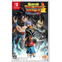 Bandai Namco 超級七龍珠群雄: 世界任務 日英文版