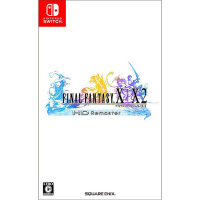 Square Enix Final Fantasy X / X-2 HD Remaster 中英文版