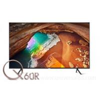 """Samsung 65"""" QLED Flat Smart TV Q60R (QA65Q60RAJXZK)"""