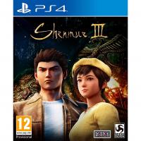 Ys Net PS4 莎木3 Shenmue III (繁/簡中/英文版) - 亞洲版