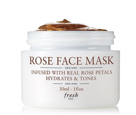 Fresh Rose Face Mask 玫瑰保濕面膜 30ml