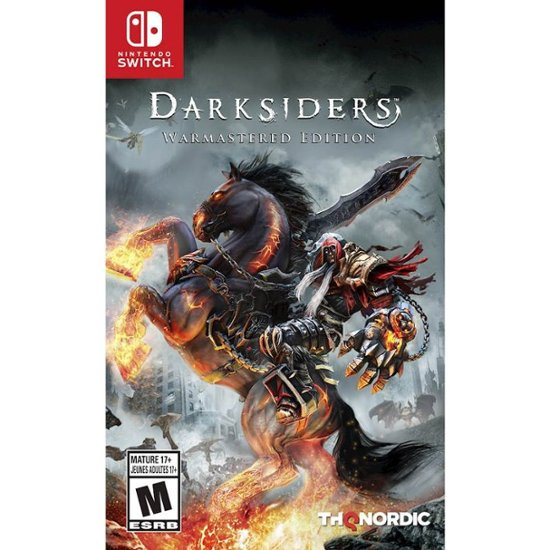 Nordic Games Darksiders: Warmastered Edition 中英文版