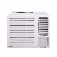 Toshiba 東芝 3/4匹窗口式冷氣機 (獨立抽濕LED遙控系列) RAC-H07FR