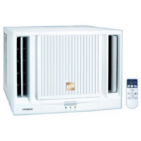 Hitachi 日立 1匹小涼伴窗口式冷氣機 RA10QDF