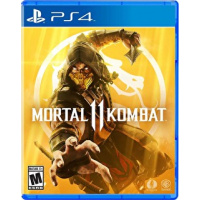 Warner Bros. PS4 Mortal Kombat 11《真人快打11》中英文版