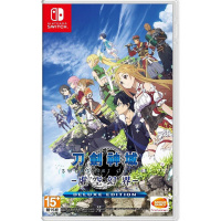 Bandai Namco 刀劍神域 虛空幻界 DELUXE EDITION 中文版
