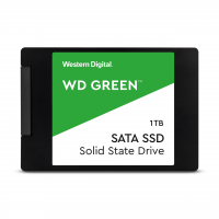 "Western Digital 2.5"" Green PC SSD 1TB (WDS100T2G0A)"