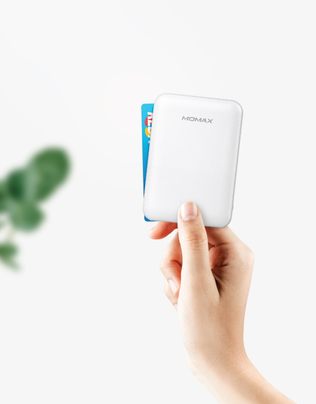 Image result for Momax - iPower Card 2 流動電源 5000mAh
