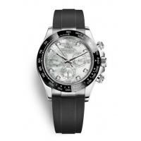 Rolex Cosmograph Daytona 116519LN (白色珍珠母)
