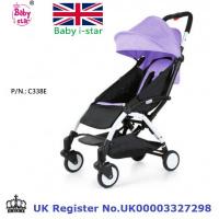Baby i-star 英國 超輕便嬰兒車(單手開/收車) P/N.:PD-BC338C05