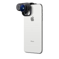Olloclip Essential 魚眼 + 廣角 + 微距鏡頭,適用於 iPhone XS Max