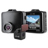Mio MiVue C380D 雙鏡頭行車記錄儀