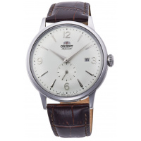 Orient Bambino Small Seconds Gent's Leather Elegant Watch RA-AP0002S