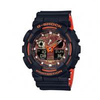 Casio G-Shock 指針數位雙重顯示手錶 GA-100BR-1A
