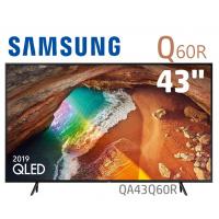 """Samsung 43"""" QLED Flat Smart TV Q60R (QA43Q60RAJXZK)"""