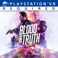 Sony PS4 Blood & Truth 中英文版