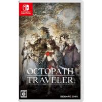 Square Enix Octopath Traveler 八方旅人 中日英合版