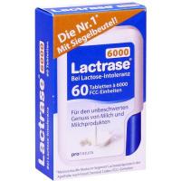 Lactrase 乳糖酶6000 (60粒)