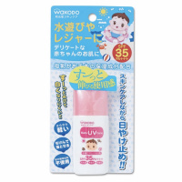 Wakodo 和光堂 嬰兒防曬乳液SPF35+++ (30g)