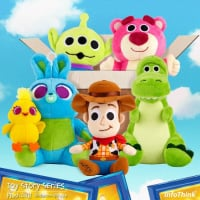 InfoThink Toy Story Series Plush Doll Bluetooth Speaker