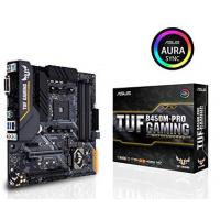 ASUS TUF B450M-PRO Gaming 電競主機板
