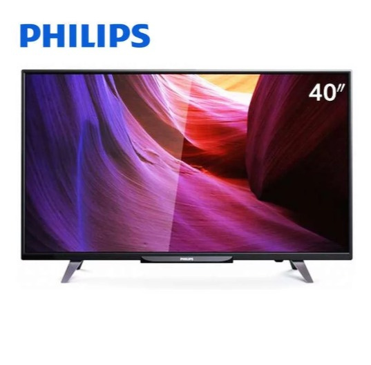 "Philips 40"" Android智能高清電視 40PFF5459/T3"