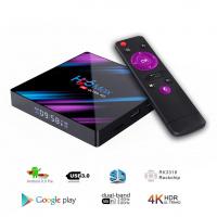 MediaCube H96 Max 4K Ultra Android TV Box
