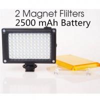 Ulanzi 112 LED 摄影燈 補光燈 with Battery