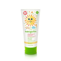 Babyganics Mineral-Based Sunscreen 寶寶防曬潤膚露 SPF50+ 6oz /177ml