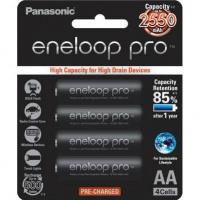 Panasonic Eneloop Pro AA 2550mAh 充電電池