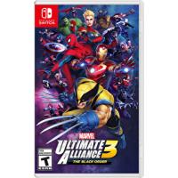 Nintendo 漫威英雄:終極聯盟3 Marvel Ultimate Alliance 3: The Black Order 中日英合版