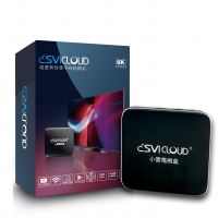 SVI Cloud M8S Pro 小雲電視盒