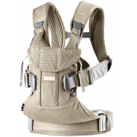BabyBjorn Baby Carrier One, 3D Mesh