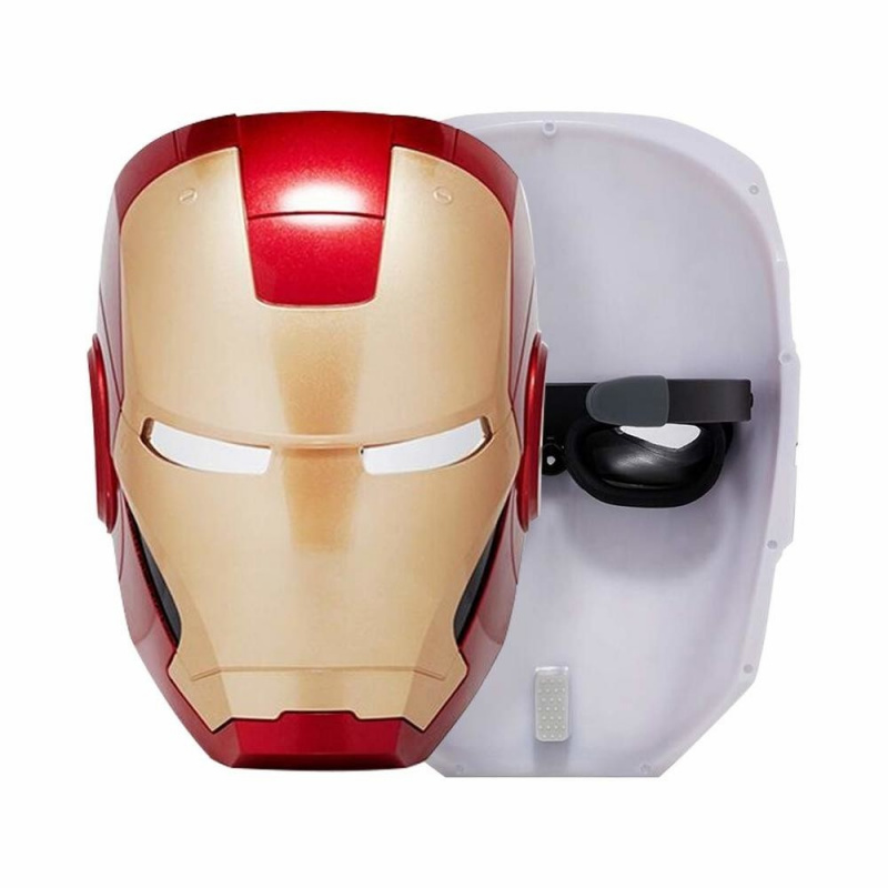 Face Factory Ironman LED Therapy Mask 光學淨白緊緻面罩
