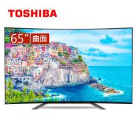 """Toshiba 65"""" 4K曲面液晶電視 65U6680"""