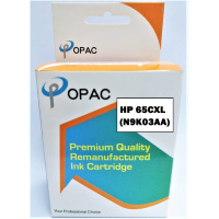 OPAC HP 65XL (N9K03AA) 代用墨盒 彩色