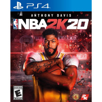 2K Games PS4 NBA 2K20 中英合版