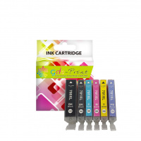 麗康墨盒 Canon CLI-781XL BK 黑色墨水盒 (高用量)