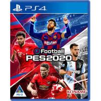 KONAMI PS4 世界足球競賽 2020 PES 2020 中日英合版