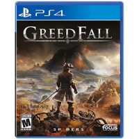 Spike Chunsoft PS4 GreedFall 貪婪之秋中英合版