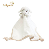 Babymio 有機棉嬰兒安撫巾 / 口水巾