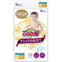 GOO.N 大王 Marshmallow 棉花糖有機嬰兒尿片 中碼M 48片
