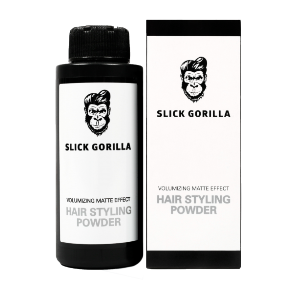 Slick Gorilla Hair Styling Powder 清爽造型髮粉 20g