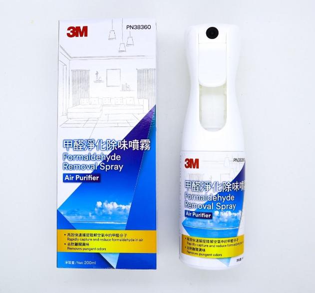 3M 甲醛淨化除味噴霧200ml PN38360 價錢、規格及用家意見- 香港格價網Price.com.hk