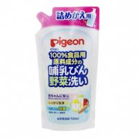 Pigeon 奶瓶蔬菜清洗液 700ml 補充裝