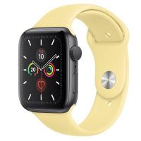 Apple Watch Series 5 (GPS) - 44毫米太空灰鋁金屬錶殼配運動錶帶